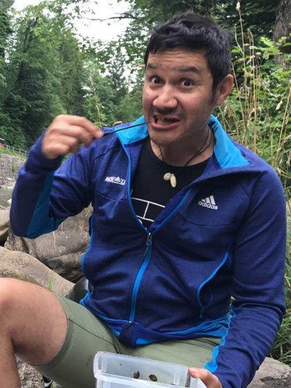Canyoning Guide Alberto