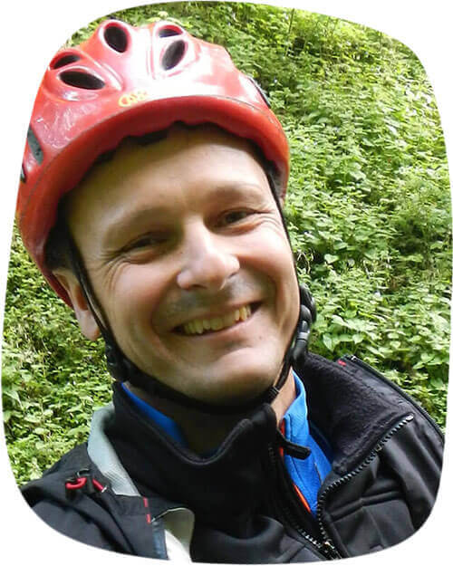 Dein Canyoning und Rafting Guide - Günther